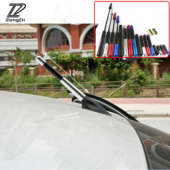 ZD Car Styling Roof AM FM Radio Antenna Receiving Signal For Mercedes W203 W211 W204 W210 W205 Benz BMW F10 E34 E30 F20 X5 E70 image