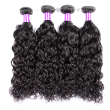 7A Unprocessed Peruvian Water Wave Virgin Hair Peerless Virgin Hair Company Puruvian Human Hair Extensions 3 Bundles Deal Cheveu