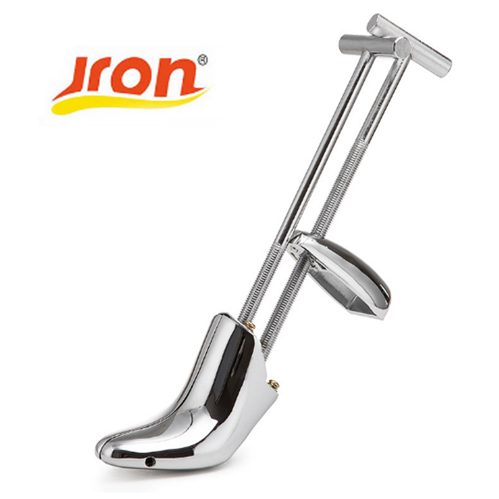 Jron 1 Piece Metal Shoe Stretcher Aluminum Alloy Shoe Trees For Women High Heels Adjustable Expander