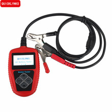 QUICKLYNKS testeur de batterie automobile, 12V, BA101