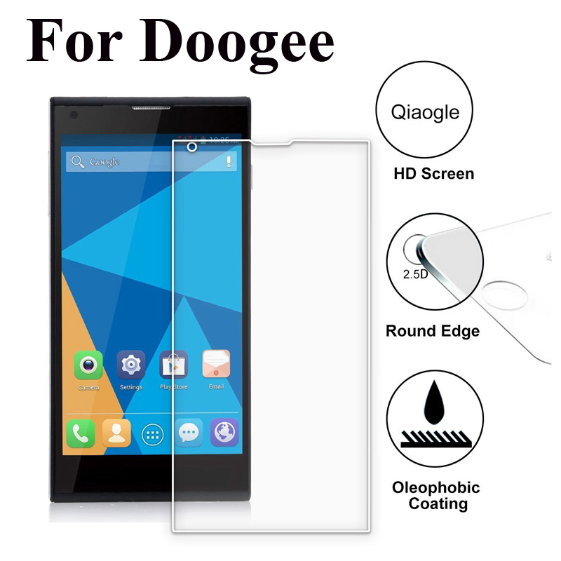 9H Tempered Glass Screen Protector For Doogee Y100 550 F3 F5 X5 Max Pro X6 Pro Oukitel K4000 K6000 Homtom Ht3 Ht6 Ht7 Pro Cover