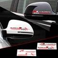 2 x espelho retrovisor do carro adesivo refletivo e decalque quattro s-line para audi acessórios A1 A3 A4 A5 A6 A7 A8 Q3 Q5 Q7 S3 S5 S6