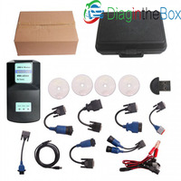 H90 J2534 VXSCAN Diesel Truck Diagnose Interface And Software With All Installers Diagnose Engines Transmissions ABS Instrument