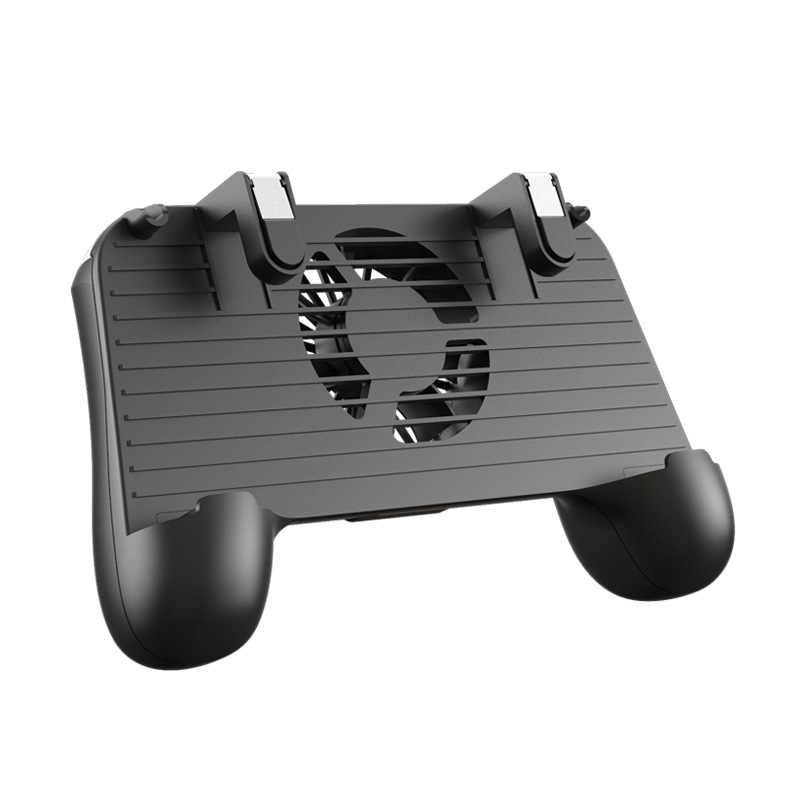 Мобильный игровой контроллер PUBG геймпад триггер Кнопка прицеливания L1R1 шутер джойстик для телефона Android телефон для игровой площадки аксессуары