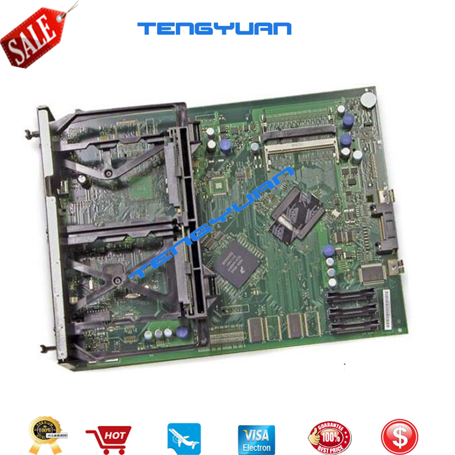 купить Free shipping 100% test for HP4700/4700N Formatter Board Q7491-67906 Q7492-67903 printer parts on sale по цене 5099.81 рублей