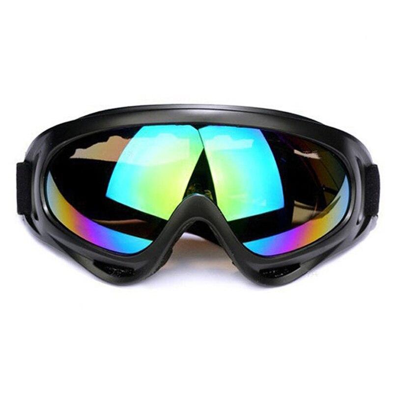 5 Lens Colours Mud-Proof Ski Sun shades Biking Mountaineering Out of doors Sports activities Goggles Skate Eyewear Uv400 Bulletproof Snowboarding Glasses