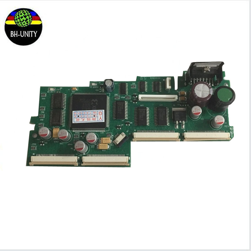 Factory price ! eco solvent lecai novajet 750 carriage board for sale brand new lecai inkjet printe spare parts novajet 750 1000i main board for sale