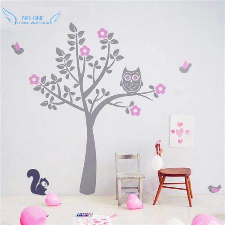 Squirrels Personalized discount Nursery