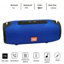 20 Вт Беспроводная bluetooth-колонка Портативная звуковая колонка Bluetooth Саундбар музыкальный плеер бум-бокс с fm-радио компьютерный сабвуфер