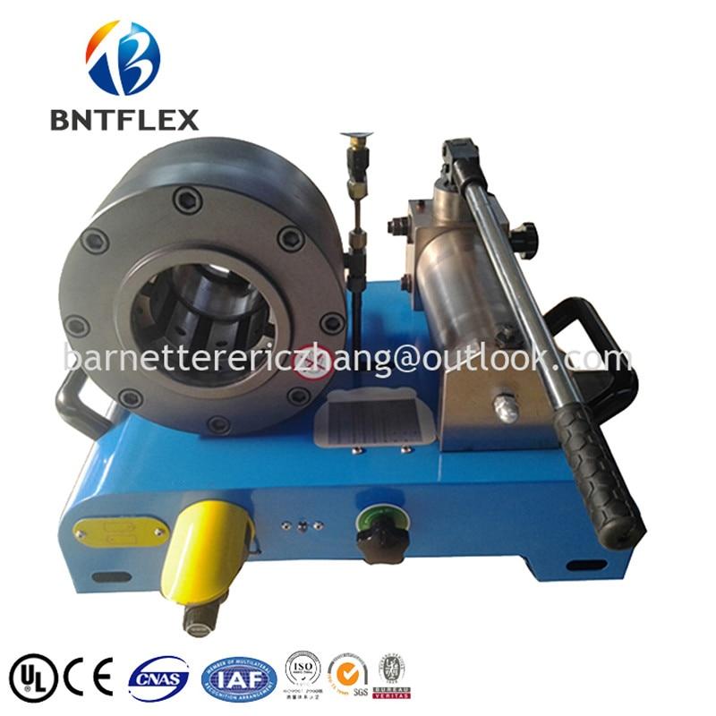 Ręczna hydrauliczna zaciskarka BNT32M do 1 1/4 - Elektronarzędzia - Zdjęcie 5