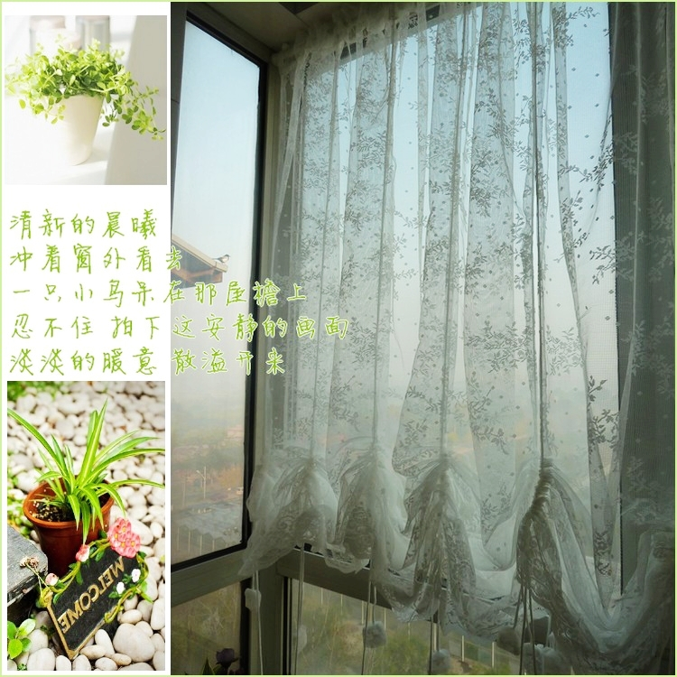 Modern Living Room Curtains,Bedroom Curtain,Beautiful White ...