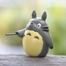 Small Studio Ghibli Toy My Neighbor Totoro  Action Figure Hayao Miyazaki xiaomei Anime Figures Figurines Kids Toys 57w