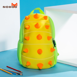Image 5 - NOHOO 子供ランドセルキッズベビー 3D 恐竜リュック幼児のバックパックの少年少女のための恐竜ランドセル漫画のおもちゃの袋