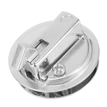Marine Flush Mount Hatch Flush Pull Latch high quality Boat Hatch Flush Pull Latch for medical equipment ships