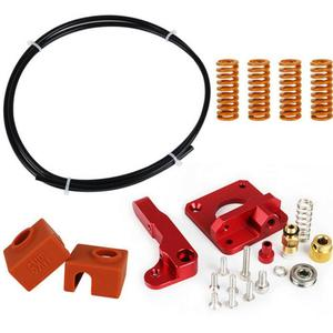 Extruder Capricorn Clone Tube Upgrade Kit For Creality Ender 3 Extruder Upgraded Replacement 3d printers aluminum clone tube