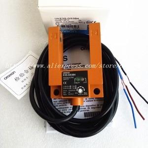 Image 2 - E3S GS3E4  E3S GS3B4  New Omron U Type High Quality Photoelectric Switch Sensor Metal Shell