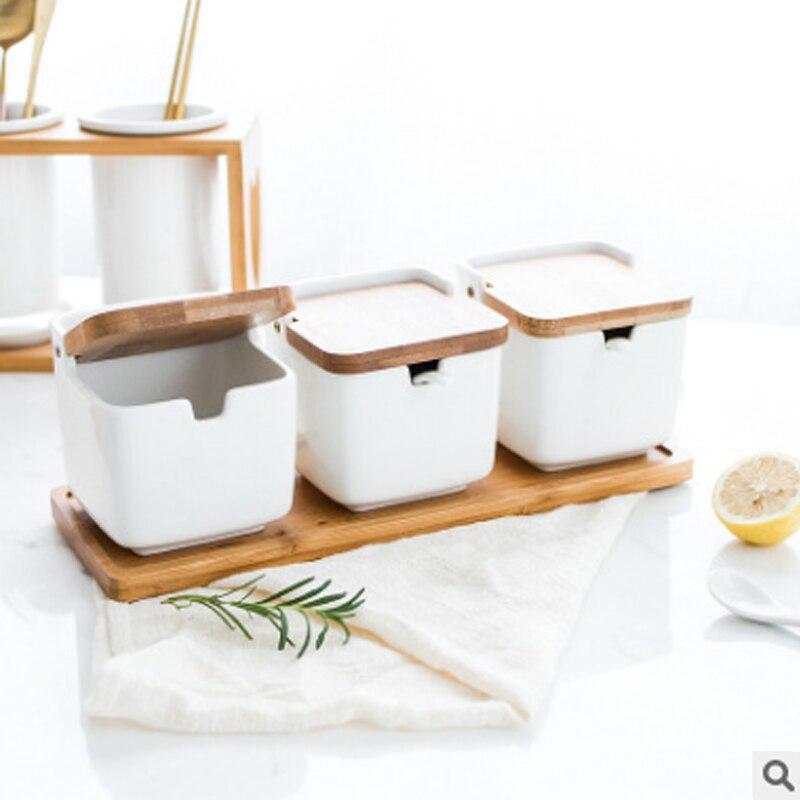 Celarence Verkauf Haushalt keramik Japanes bambus kann gewürz ...