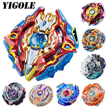 New 18 Style Beyblade Burst Toys Arena Beyblades Toupie Beyblade Metal Fusion Avec Lanceur God Spinning Top Bey Blade Blades Toy