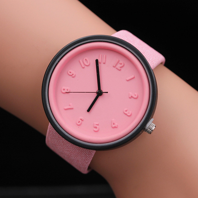 New Silicone Brand Fashion Watch Elegant Women Nations Wind Design Analog Clock Digital Ceramic Quartz Ladies Dress Men's =Watch