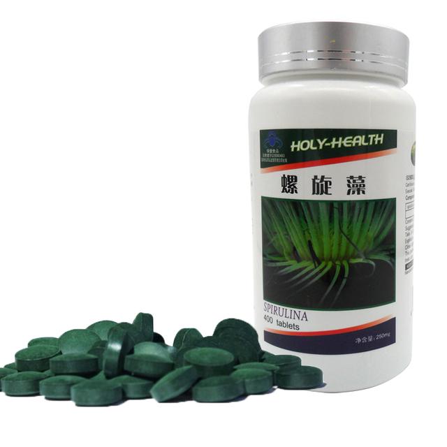 250mg Spirulina Pills