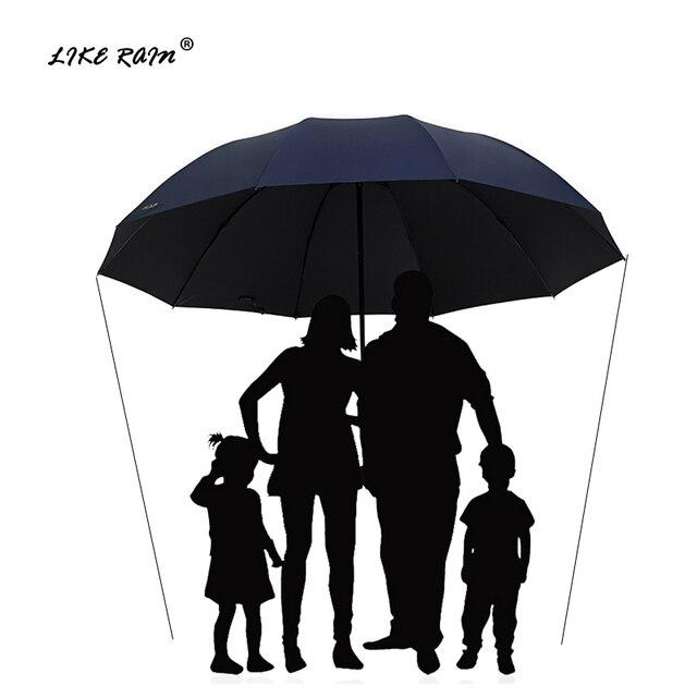 Wielki parasol dla całej rodziny - aliexpress