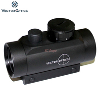 Vector Optics Cactus 1x35 Red Dot Scope Sight Integrated 11mm Dovetail Mount Base