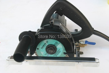 125mm wet stone cutting machine cutter granite marble tile covex and straightcutting