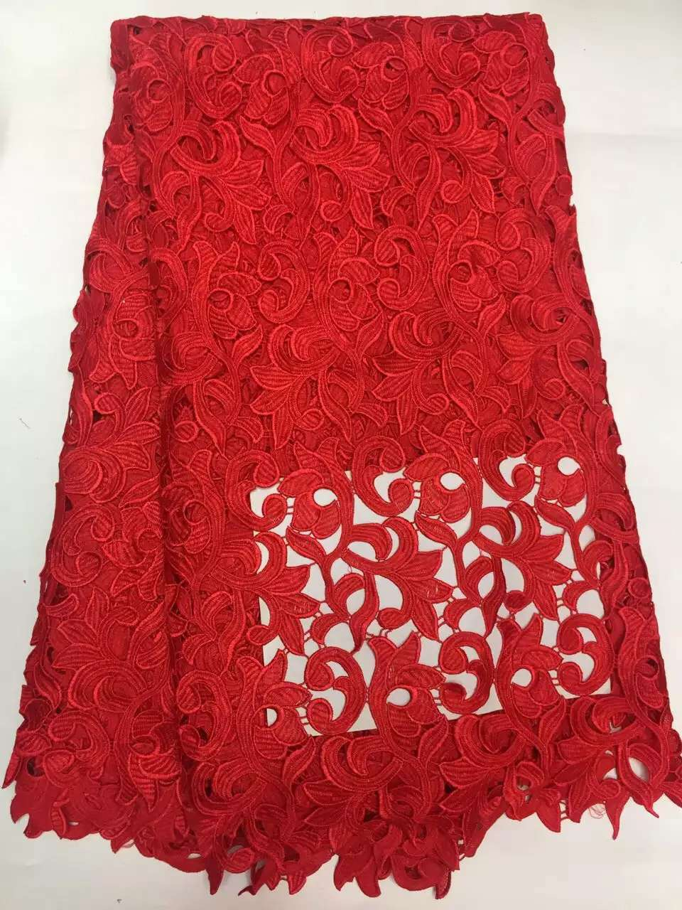 quality soluble lace 5y/lot