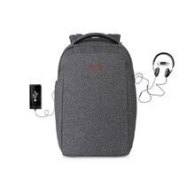 L'eau-preuve Anti-voleur 15.6 pouces Ordinateur Portable Sac À Dos USB de charge sac à dos pour femmes mâle bagpack école Sac À Dos pour sacs pour ordinateur