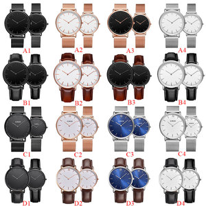 Image 3 - CL036 OEM kadın izle kendi Logo İzle tasarım özel markalı şirket adı saatler bayanlar