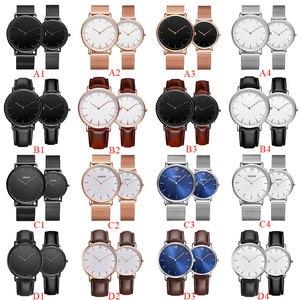 Image 3 - CL036 OEM 여자 시계 사용자 정의 로고 시계 디자인 사용자 지정 브랜드 회사 이름 시계 숙 녀