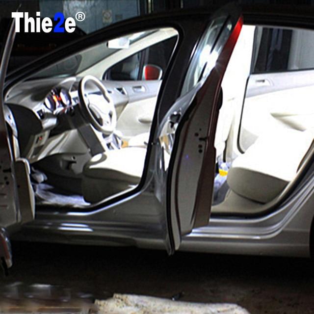3 stks auto leeslampjes dome lampen led interieur wit kleur geschikt voor hyundai ix35 licht visor