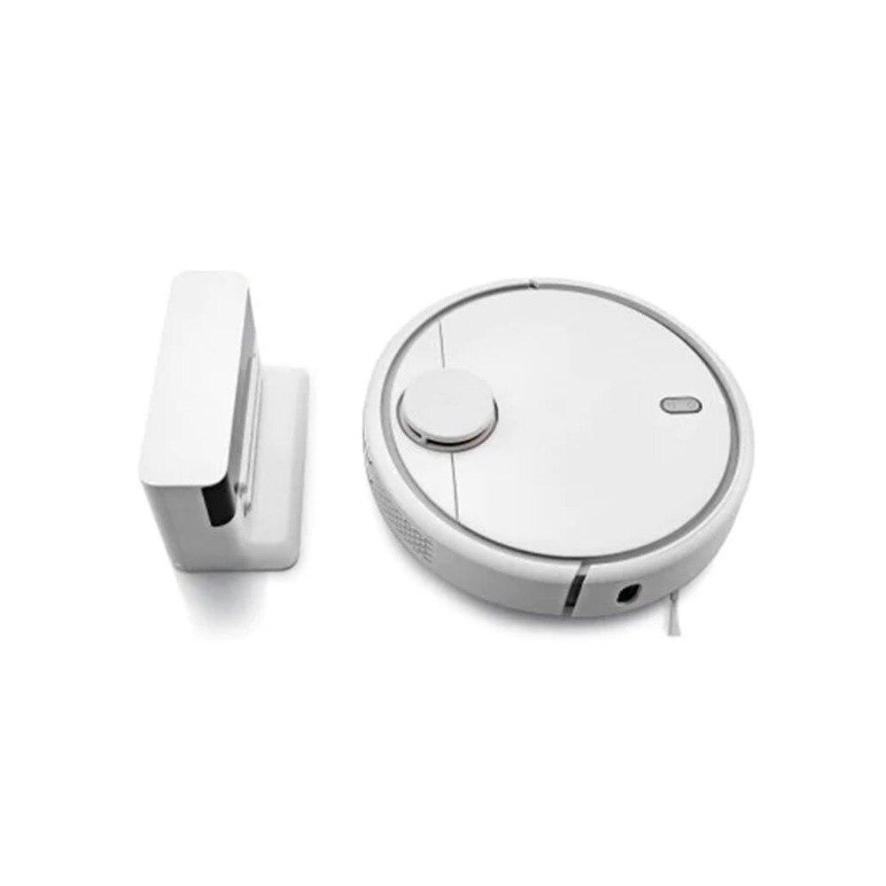 360 Degrés Robot Aspirateur Puissant Très Intelligent Sensible Précision Maison Dispositif De Nettoyage Aspirateur Blanc Rond