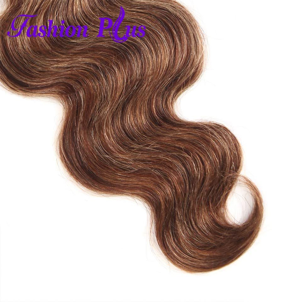 Fashionplus Clip In Human Hair Extensions Machine Made Remy Human