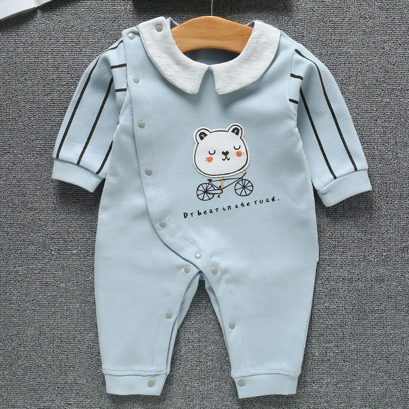 Baby outfit overalls children jumpsuits baby costume childrens suits for boys baby girl summer clothes cat unisex baby clothing