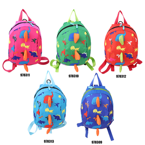 Dinosaur Print Backpack For Bo