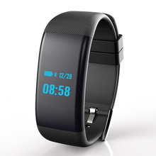 Sport Band Blood Strain Coronary heart Price Smartband Oxygen Monitor Wristband BDF30 Bluetooth Sensible Bracelet for IOS Android Cellphone
