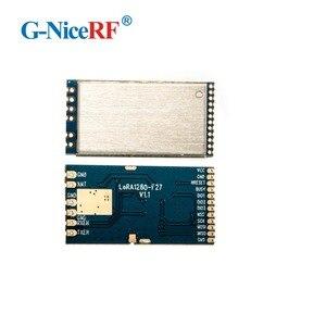 Image 4 - 2PCS LoRa1280F27 500mW 2.4G SX1280 chip 27dBm 2.4GHz RF Module