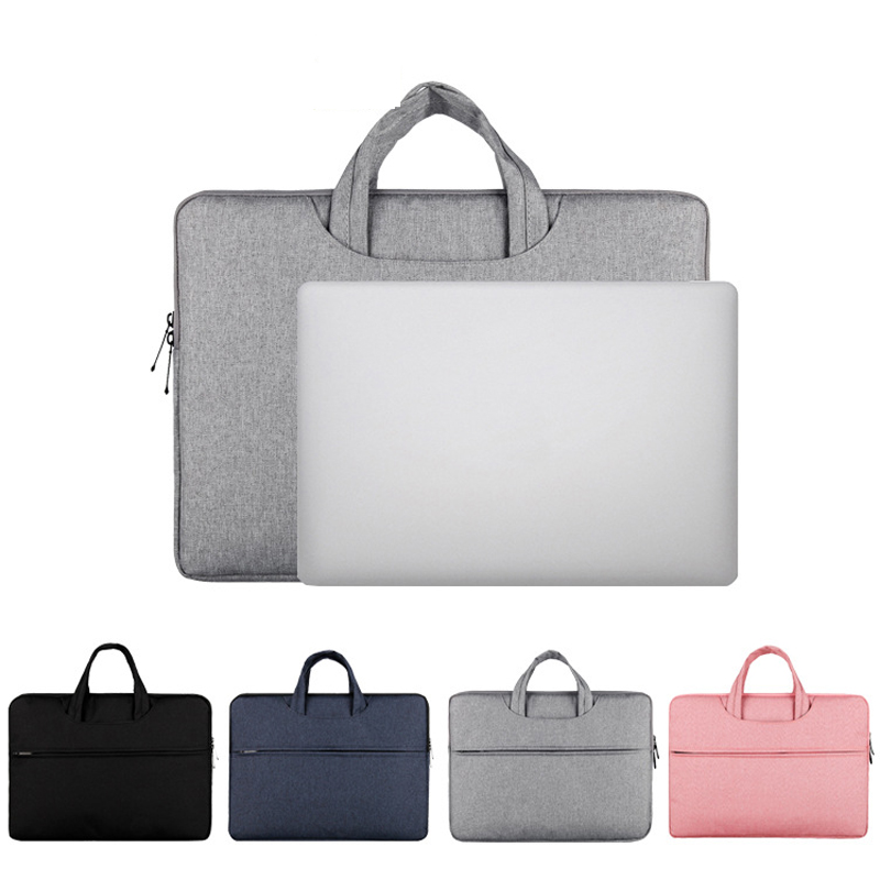 ICKOY Laptop Bag Briefcases Briefcase Bag For Apple Dell HP Lenovo Xiaomi Huawei Samsung Computer Sleeve Pouch Bags
