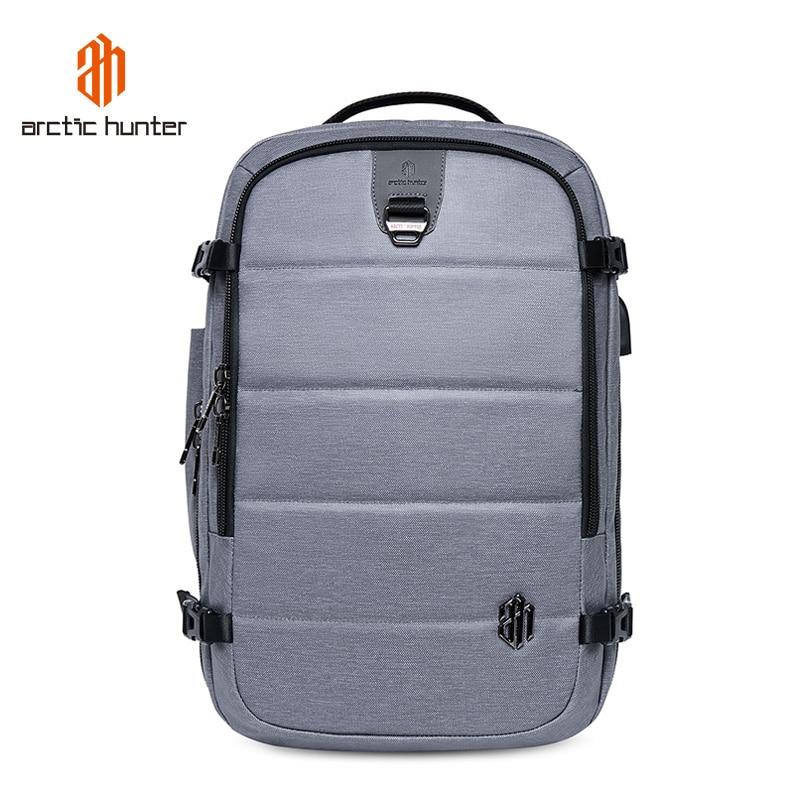 6d422b1b2764 ARCTIC HUNTER Laptop Backpack Large Capacity Male Luggage Shoulder Bag  Computer Men Functional Versatile Travel Bags