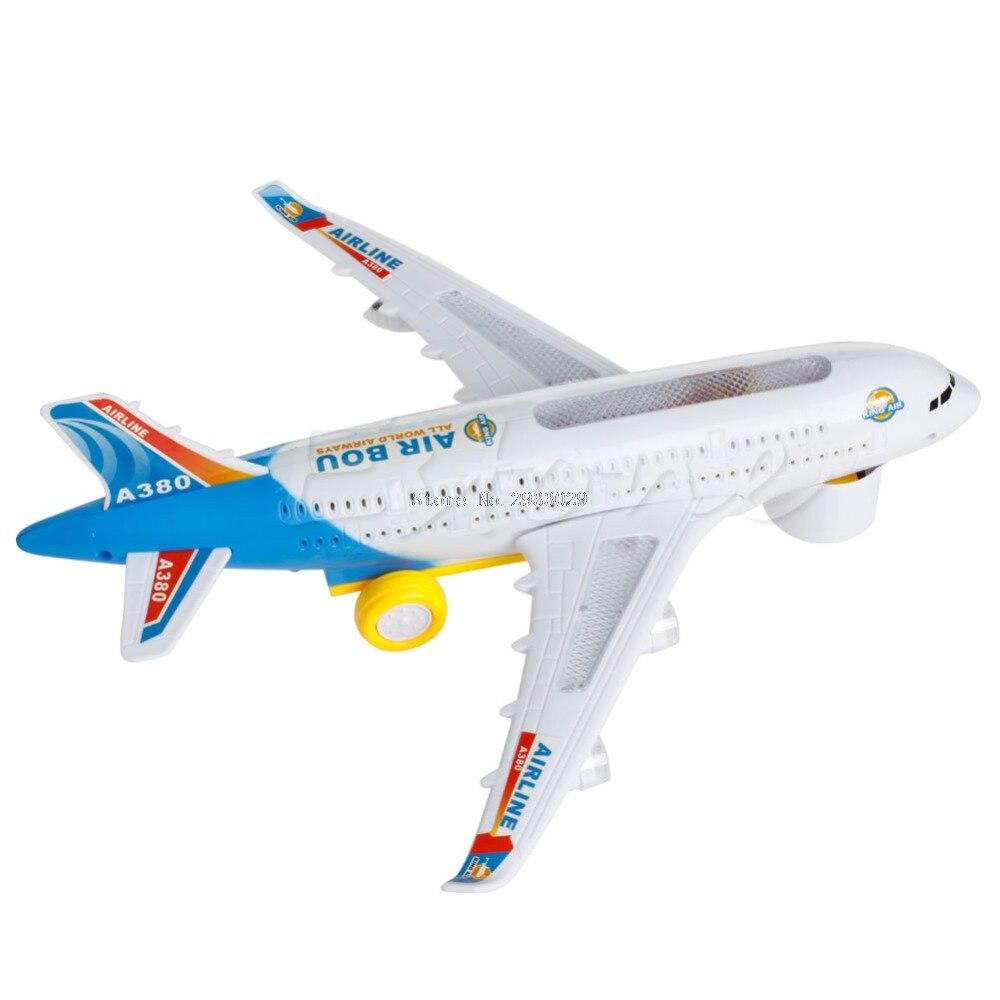 скачать звуки самолета для детей