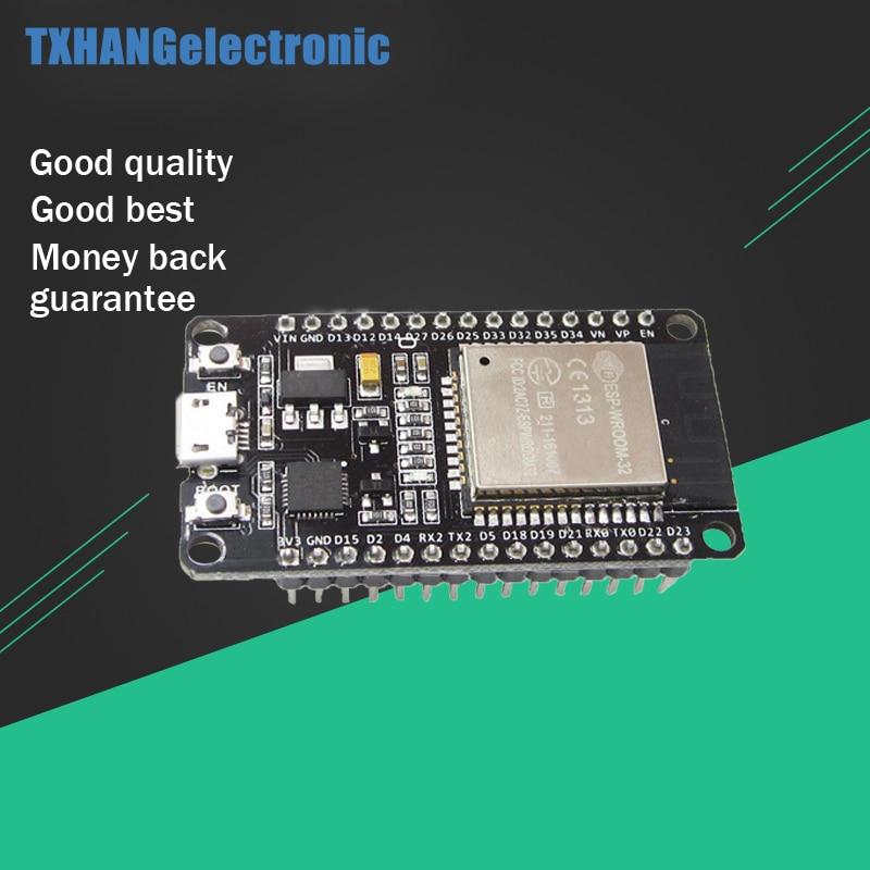 esp32 ESP-32 ESP-32S Ultra-Low Power Consumption Dual Cores doit ESP8266 esp32 development board wifi bluetooth