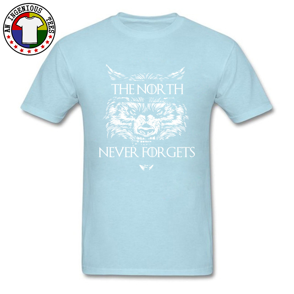 Game of Thrones Board Game Print Tshirt Dracarys The North Never Forgets Wolf House Stark Targaryen Cool Men 39 s Vintage T Shirt in T Shirts from Men 39 s Clothing