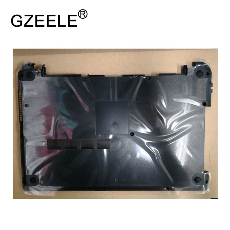 GZEELE New Laptop Bottom Base Case Cover For Toshiba for Satellite L50-B L55-B L55DT-B5144 Base Chassis D Case shell lower case gzeele new laptop bottom base case cover for hp elitebook 840 g3 base chassis d cover case shell lower cover black 821162 001