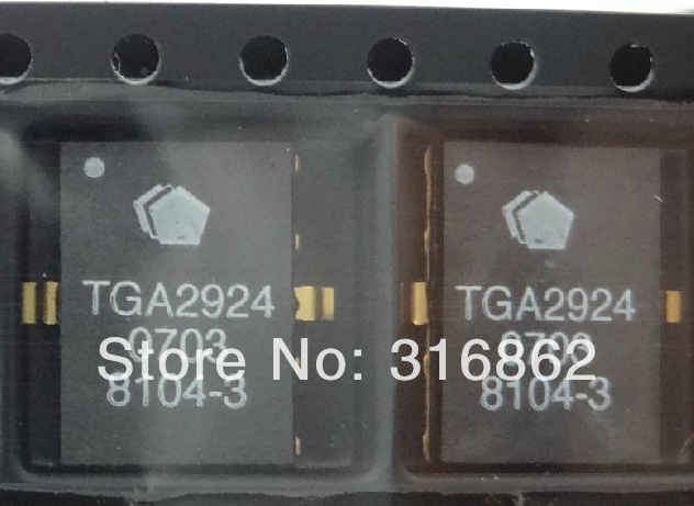 купить TGA2924-SG TGA-2924 100%ORIGINAL Free Shipping Electronic Components kit онлайн
