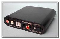 TDA1387 L1387Solo 8x Optical Coaxial USB DAC Decodificador amp HIFI Aplifier