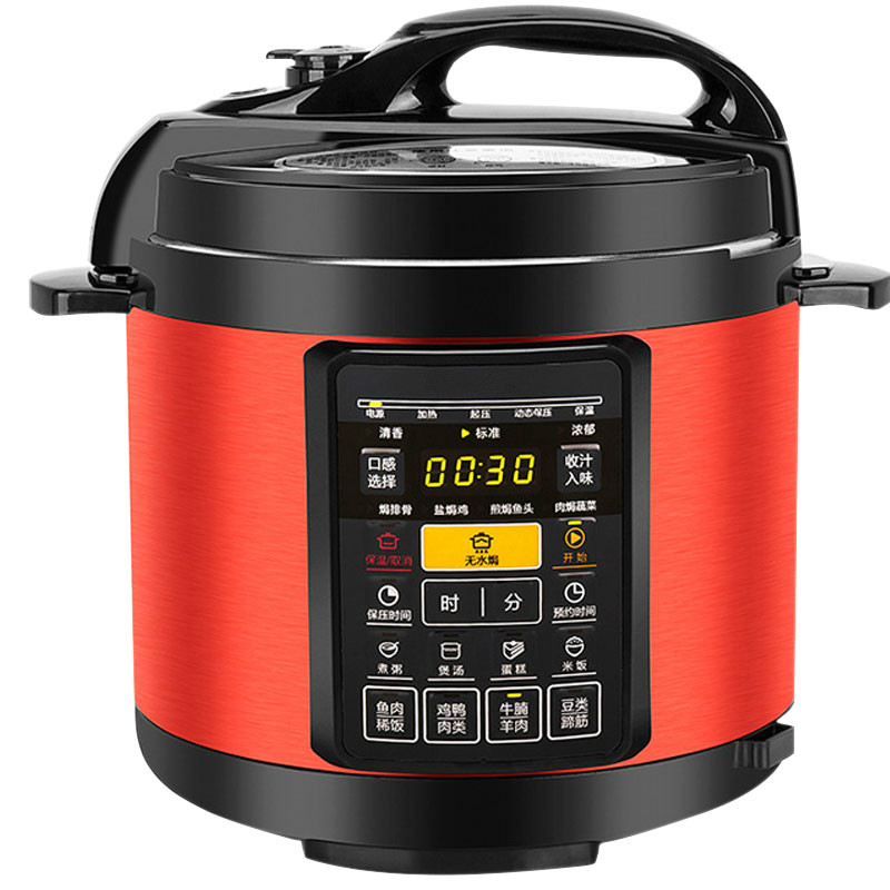 Electric Pressure Cookers Intelligent appointment for home electric pressure cooker 4L. electric pressure cookers electric pressure cooker double gall 5l electric pressure cooker rice cooker 5 people