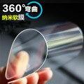 Venta caliente Nano Materiales Suave A Prueba de Explosiones Templado Película Para Wiko Rainbow Resistente Película de Pantalla Envío Gratis