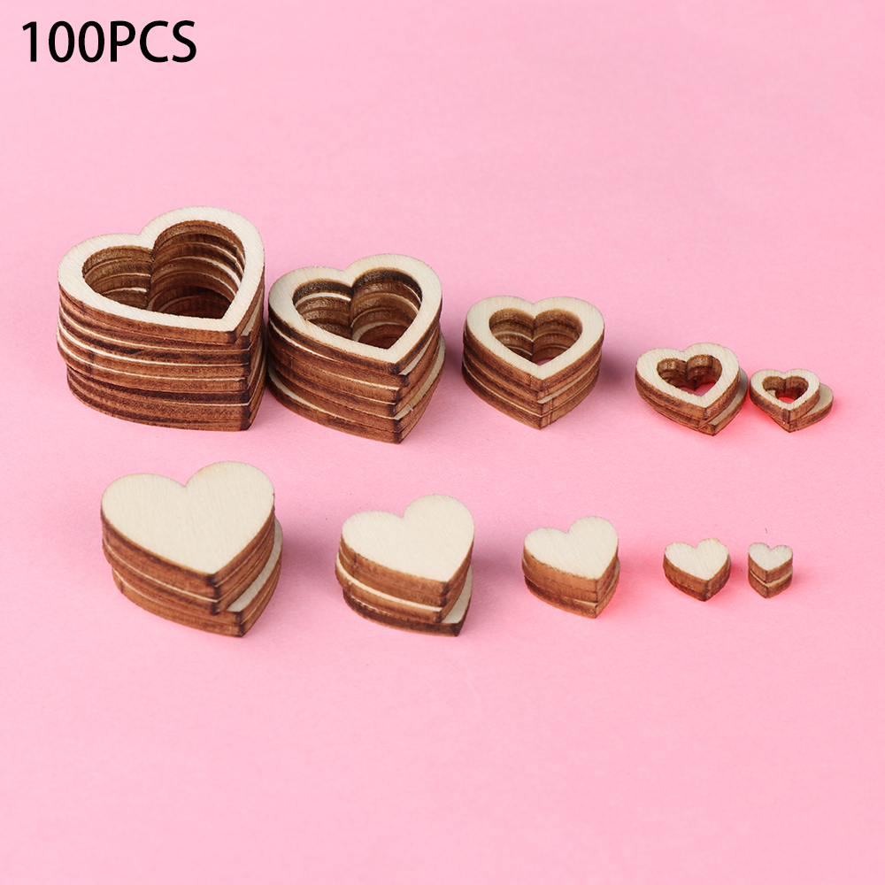 Wooden Cupcake Shapes Cupcake Shape Craft Blanks Embellishments CUPCAKES 10 Pack