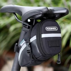 2016 roswheel waterproof mountain road bicycle tail bag saddle bag bike pouch cycling seat bag black.jpg 250x250